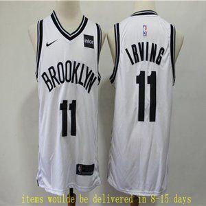 Mens Brooklyn Nets Kyrie Irving Jersey